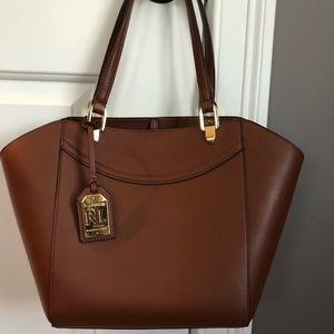 Ralph Lauren Lexington - small tote